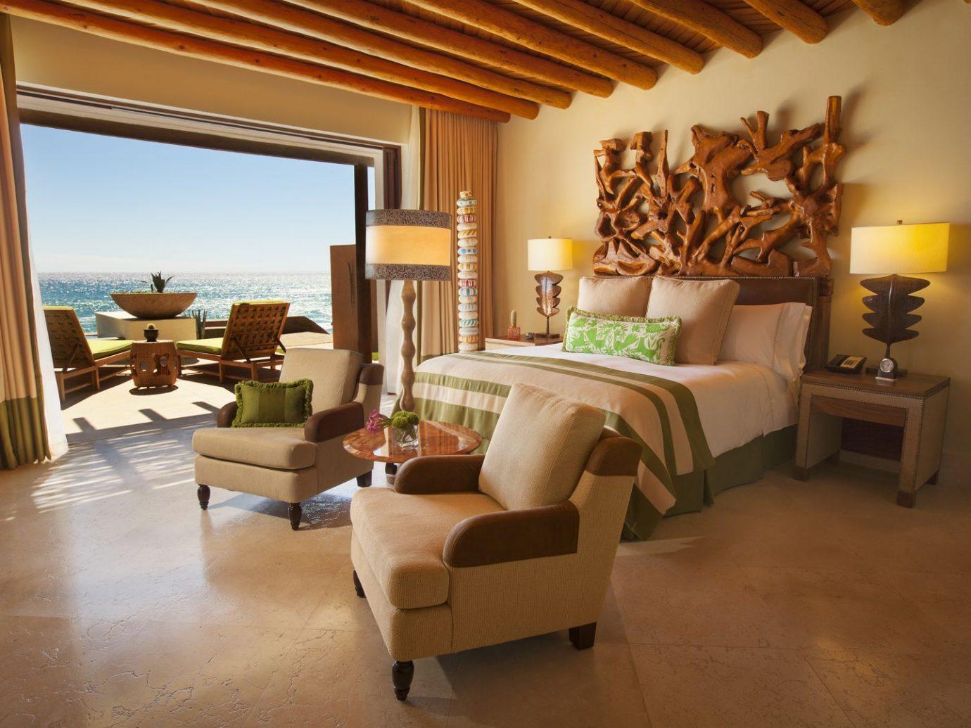 Bedroom at Resort at Pedregal