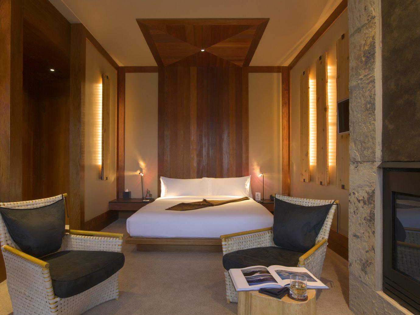 Bedroom at Amangiri