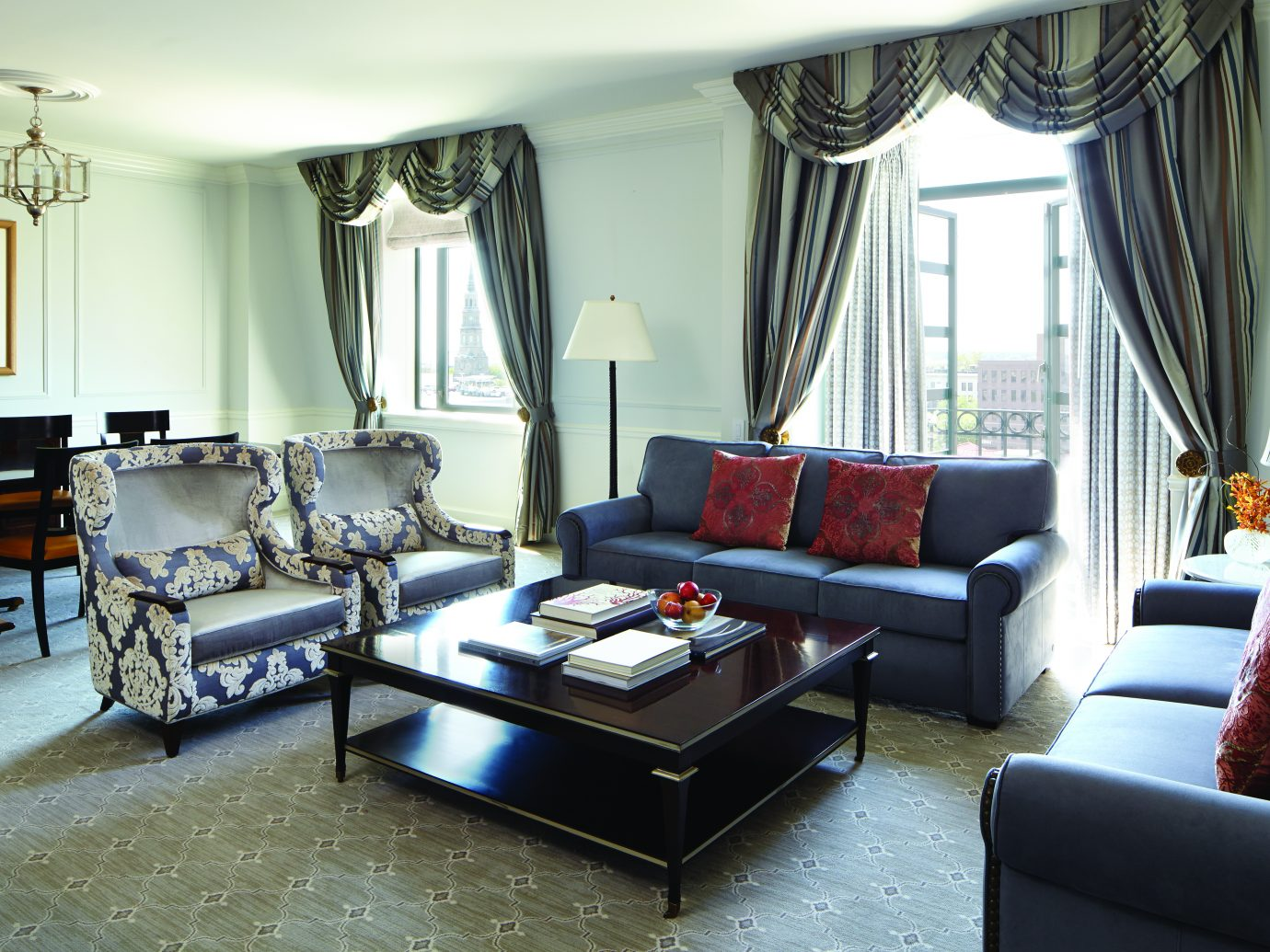 Luxury Suite at the Belmond Charleston Place
