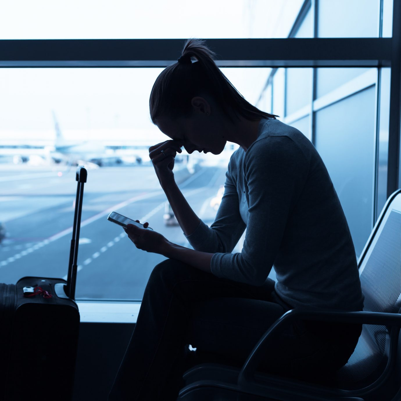 How to deal with travel stress