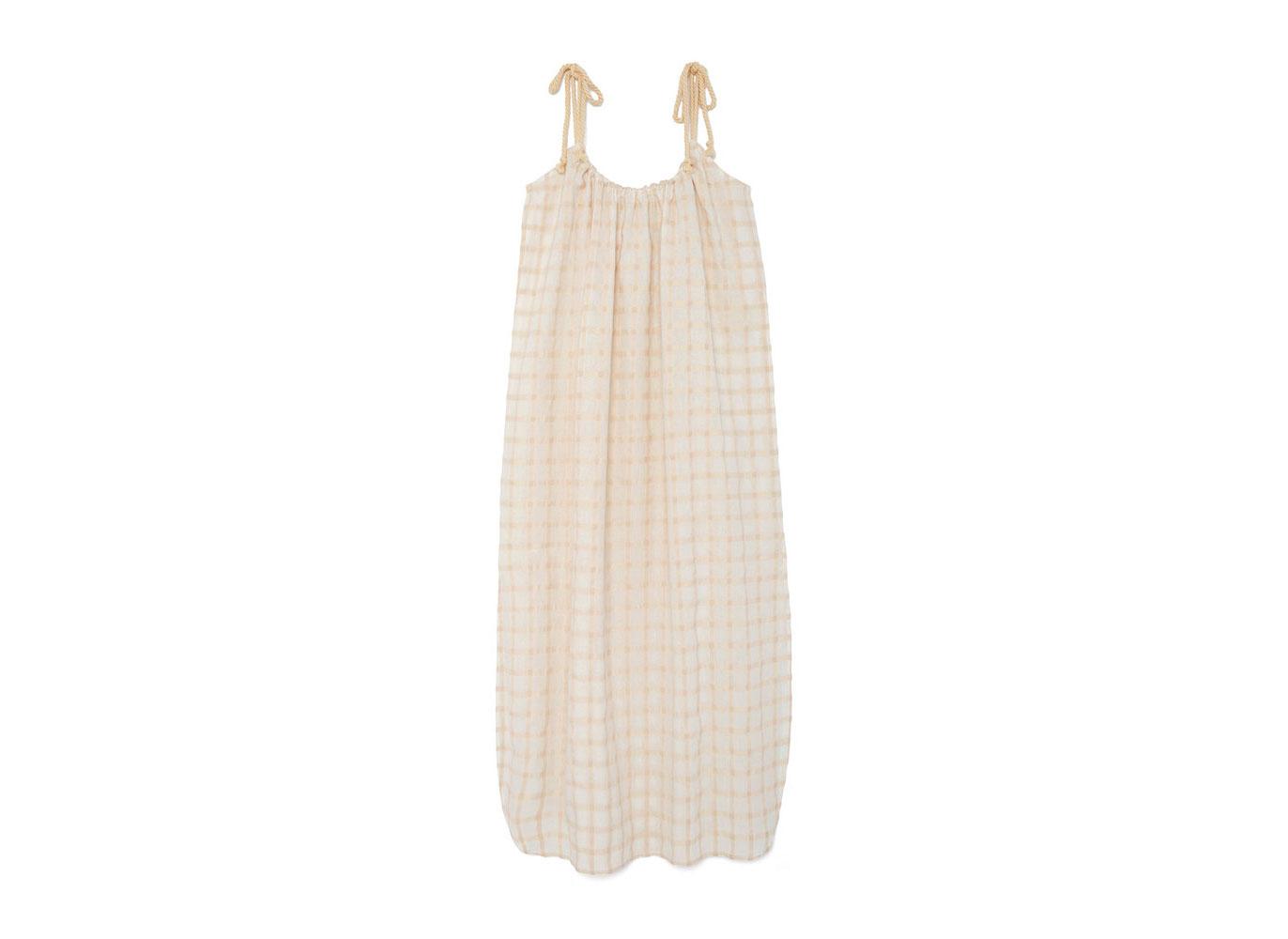 tie-shoulder Mara Hoffman dress