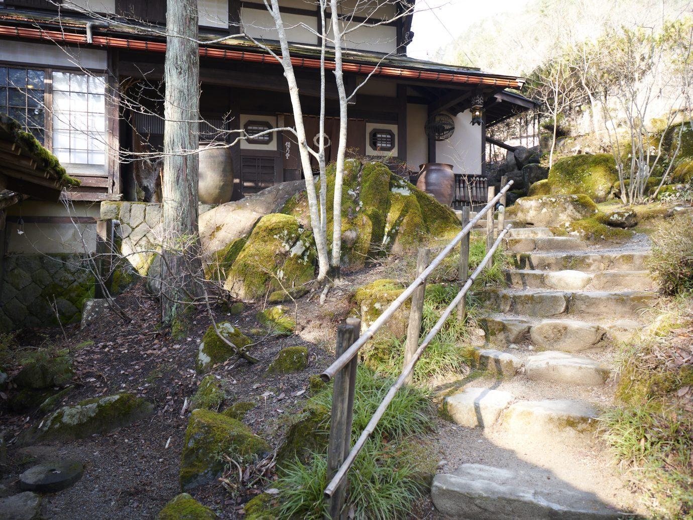 Exterior of Wanosato