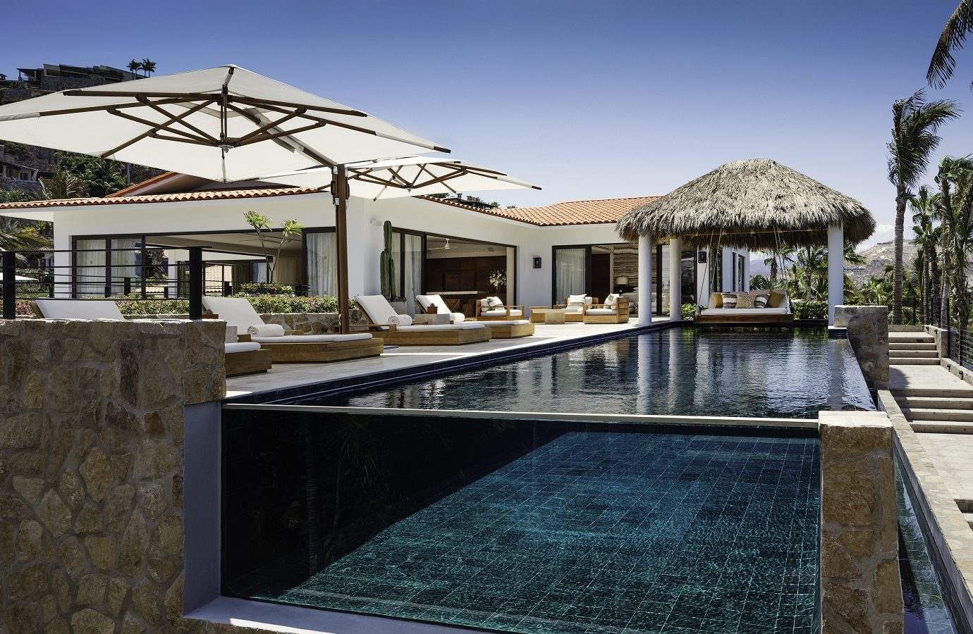 Pool at One&Only Palmilla