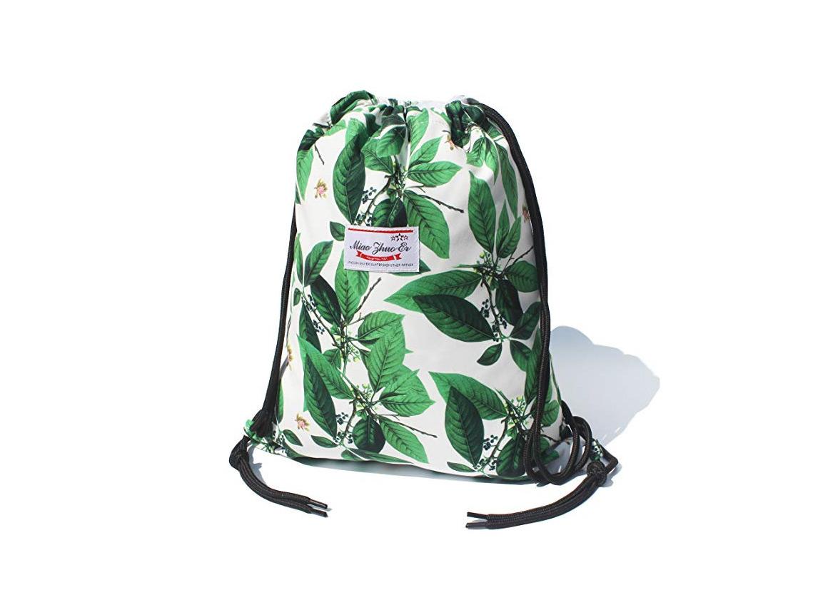 Esvan Drawstring Backpack