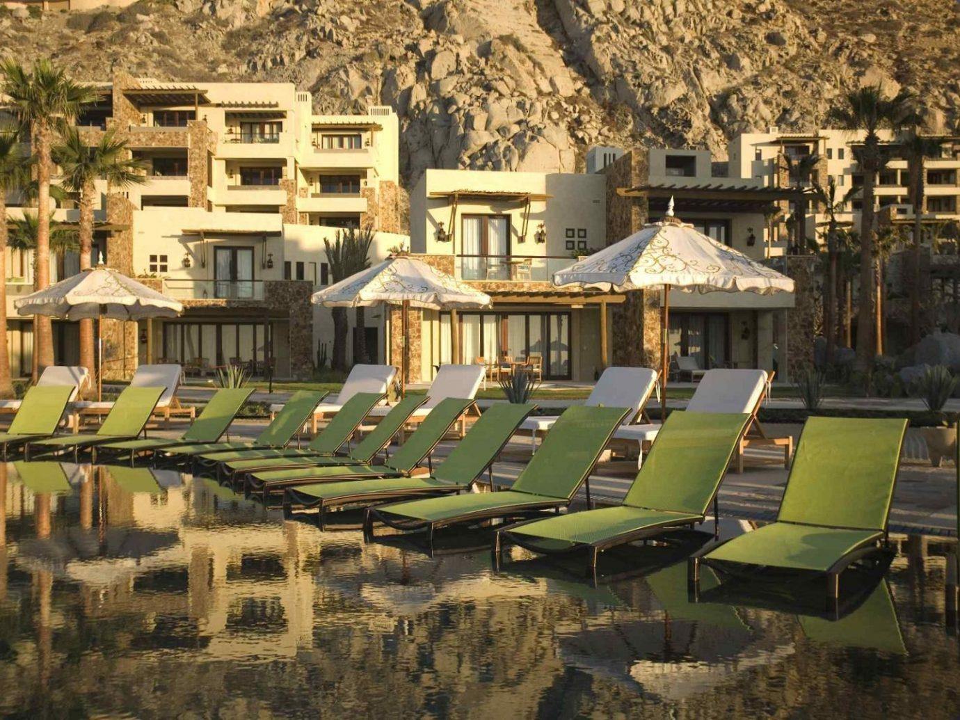 Pool at the Resort at Pedregal