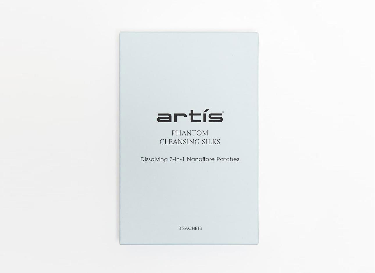 Artis Phantom Cleansing Silks