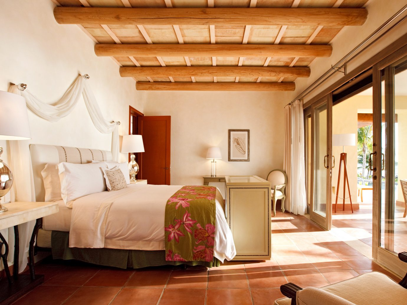 Bedroom at St. Regis Punta Mita