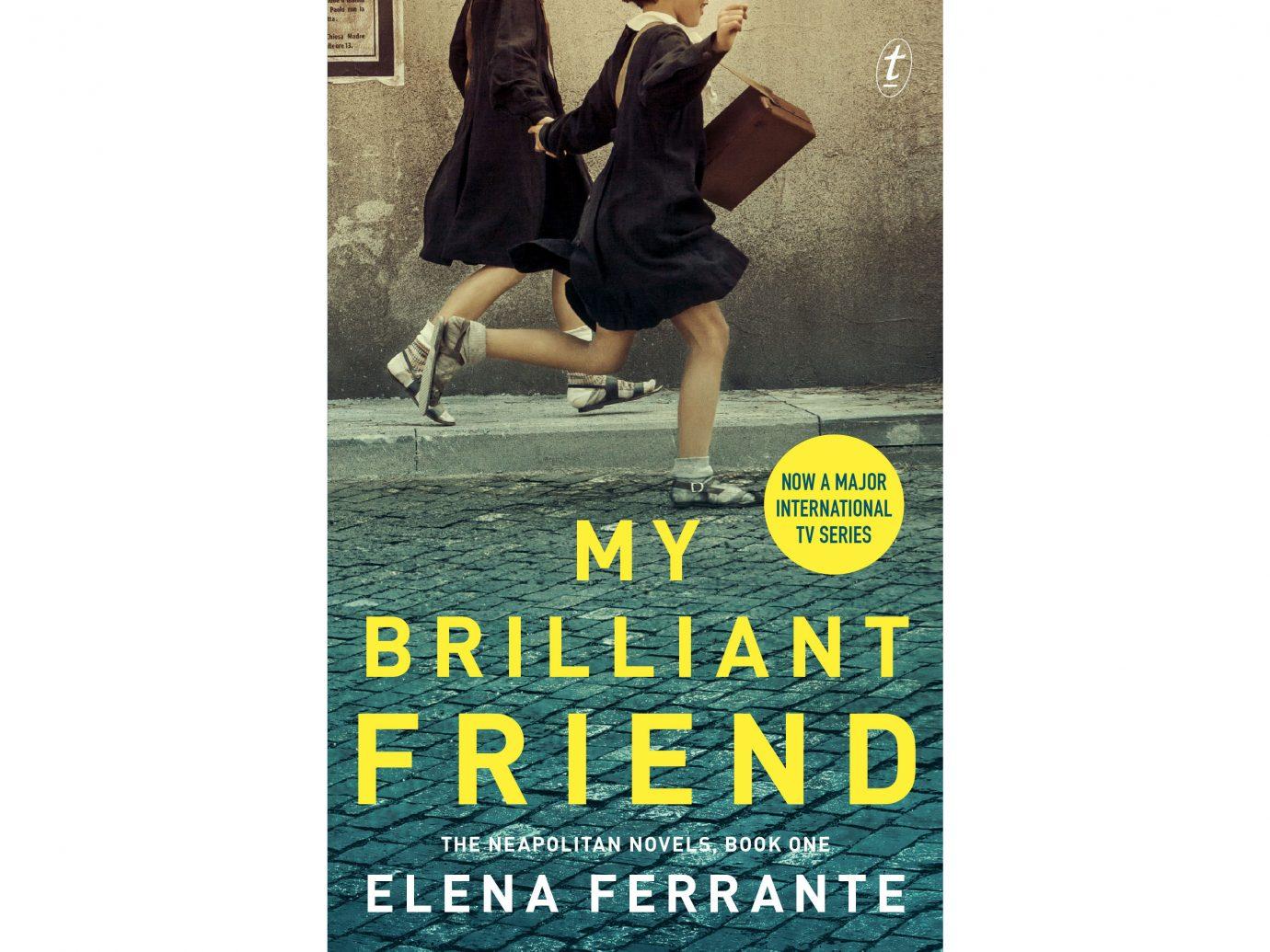 Elena Ferrante Neapolitan Novels