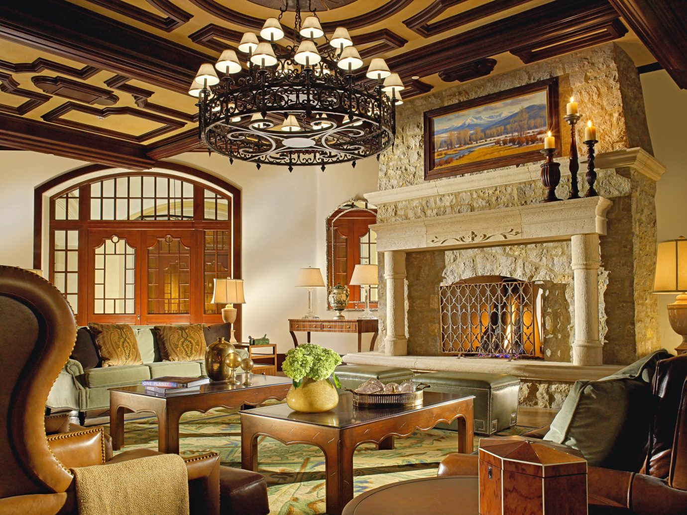 Lobby at The Arrabelle at Vail Square