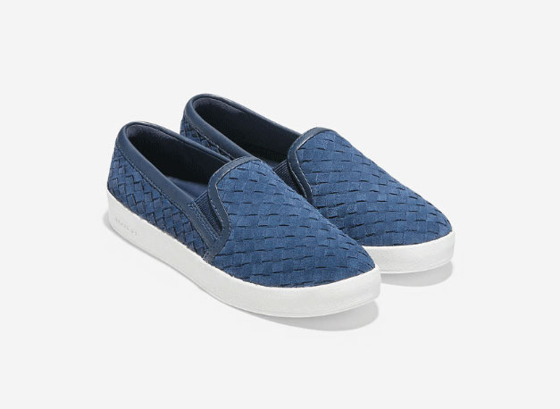 Cole Haan Women's GrandPrø Spectator Slip On Sneaker
