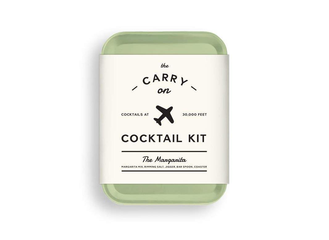 Plane cocktail kit
