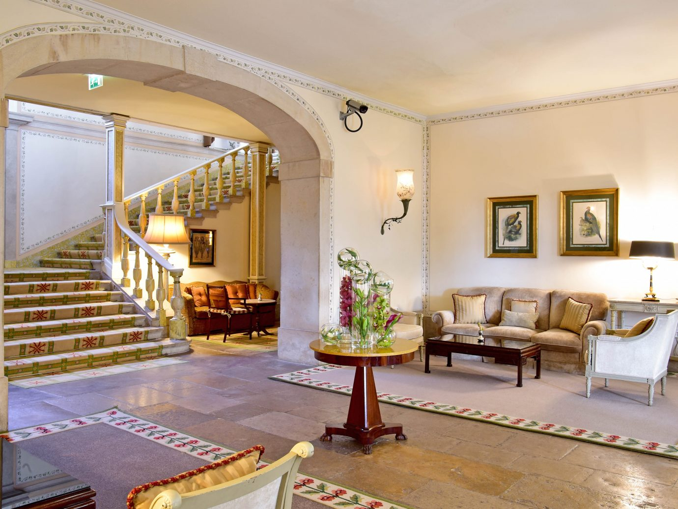 Lounge at Tivoli Palacio de Seteais