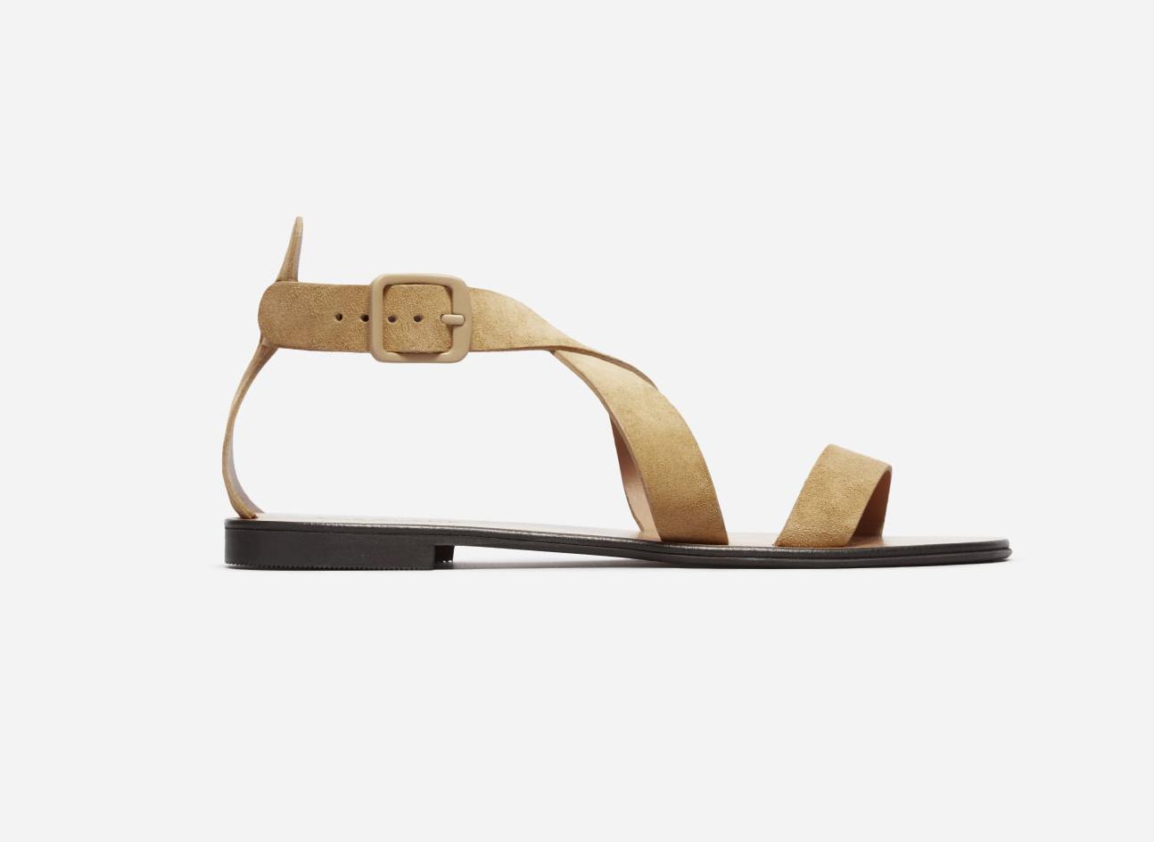 Everlane The Modern Wrap Sandal