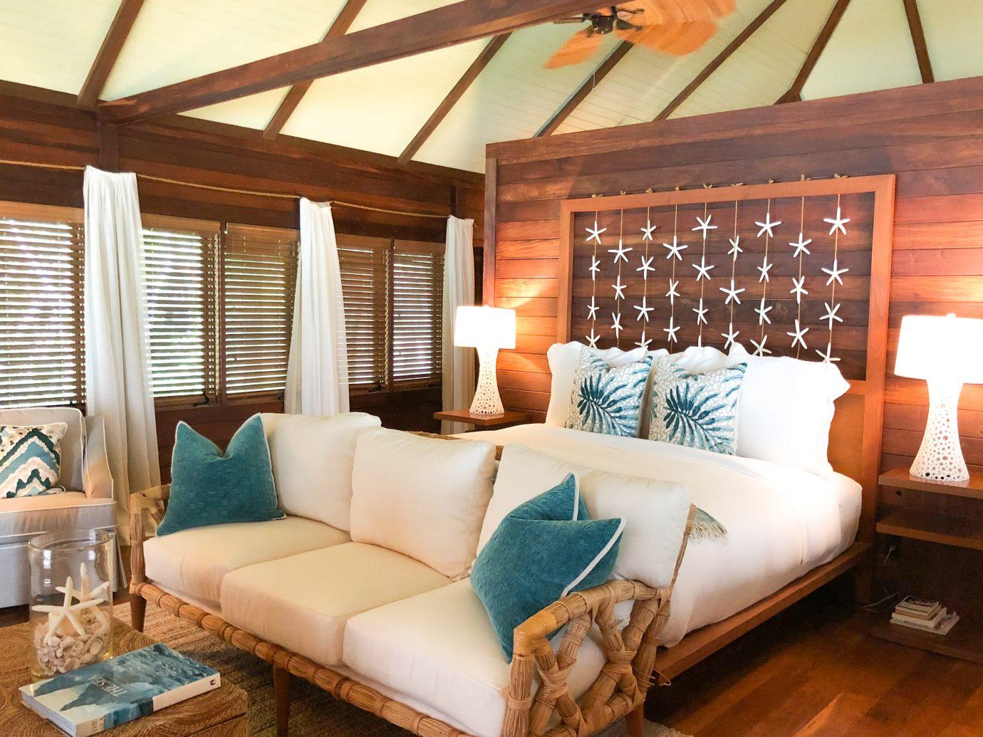 Bedroom at Royal Island
