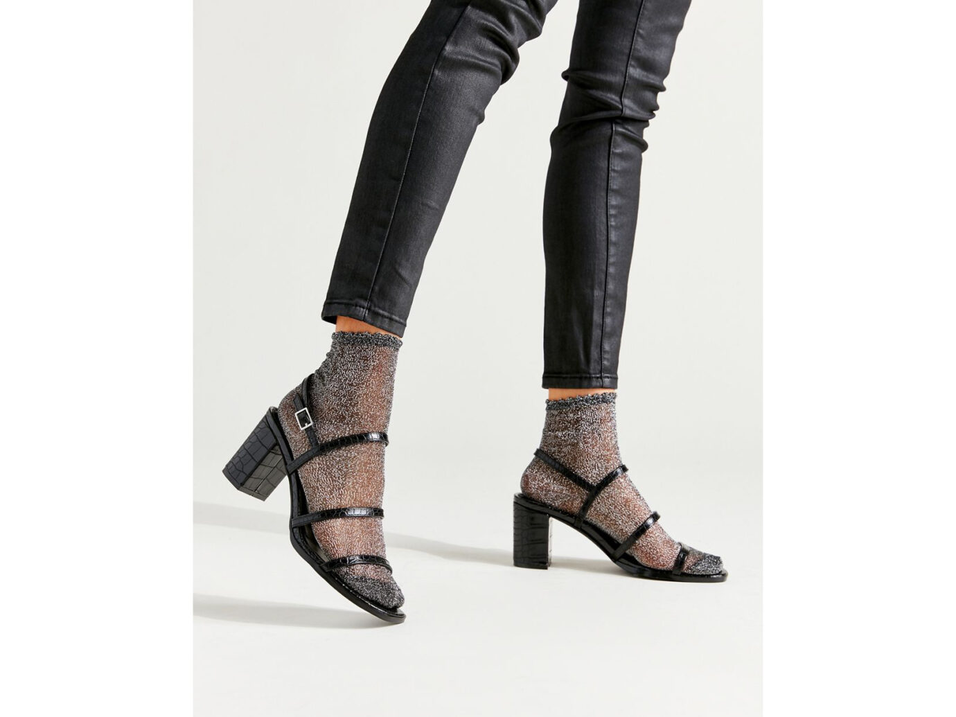 Urban Outfitters Mellie Strappy Heel sale
