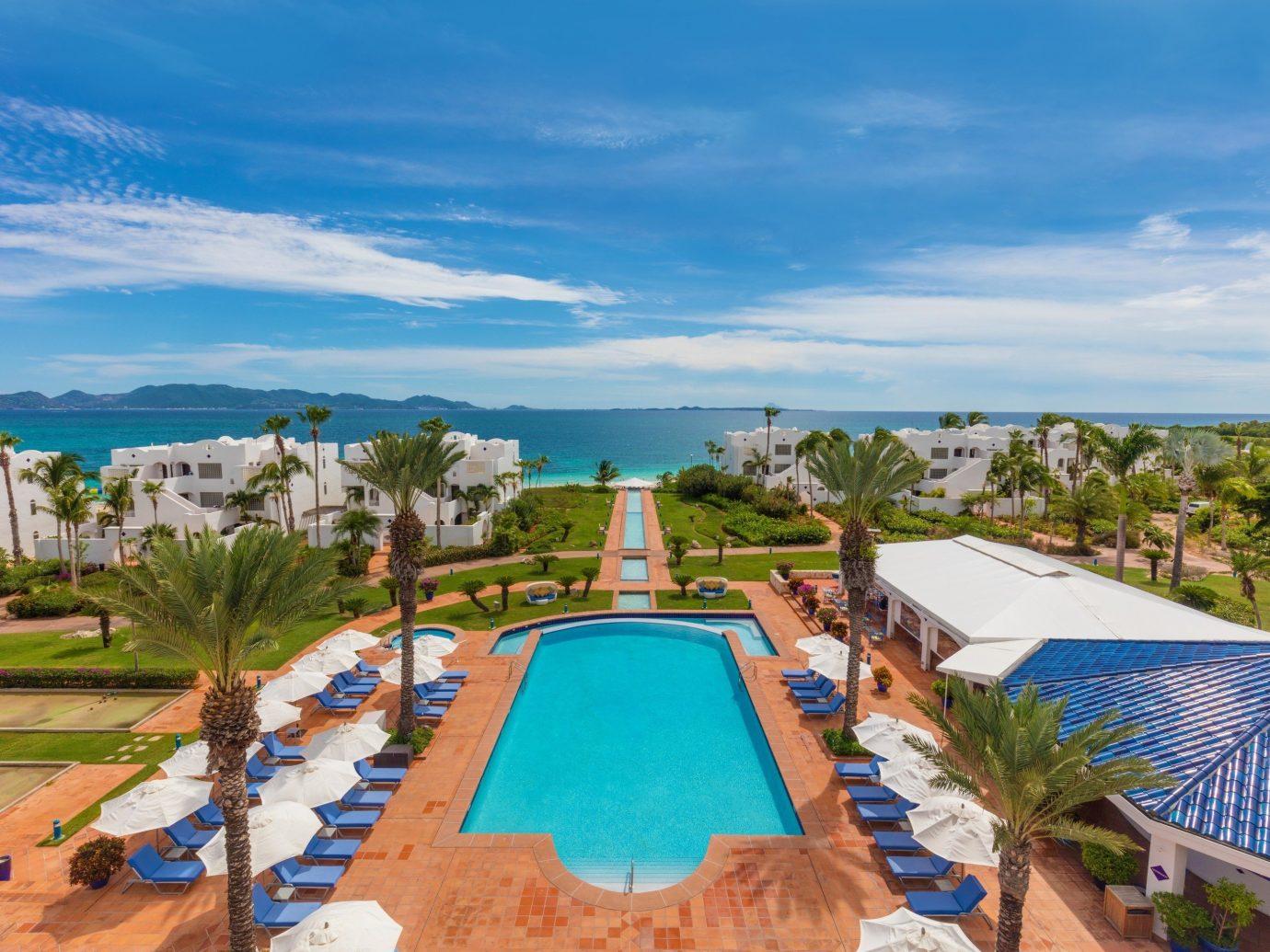 Aerial view of CuisinArt Golf Resort & Spa
