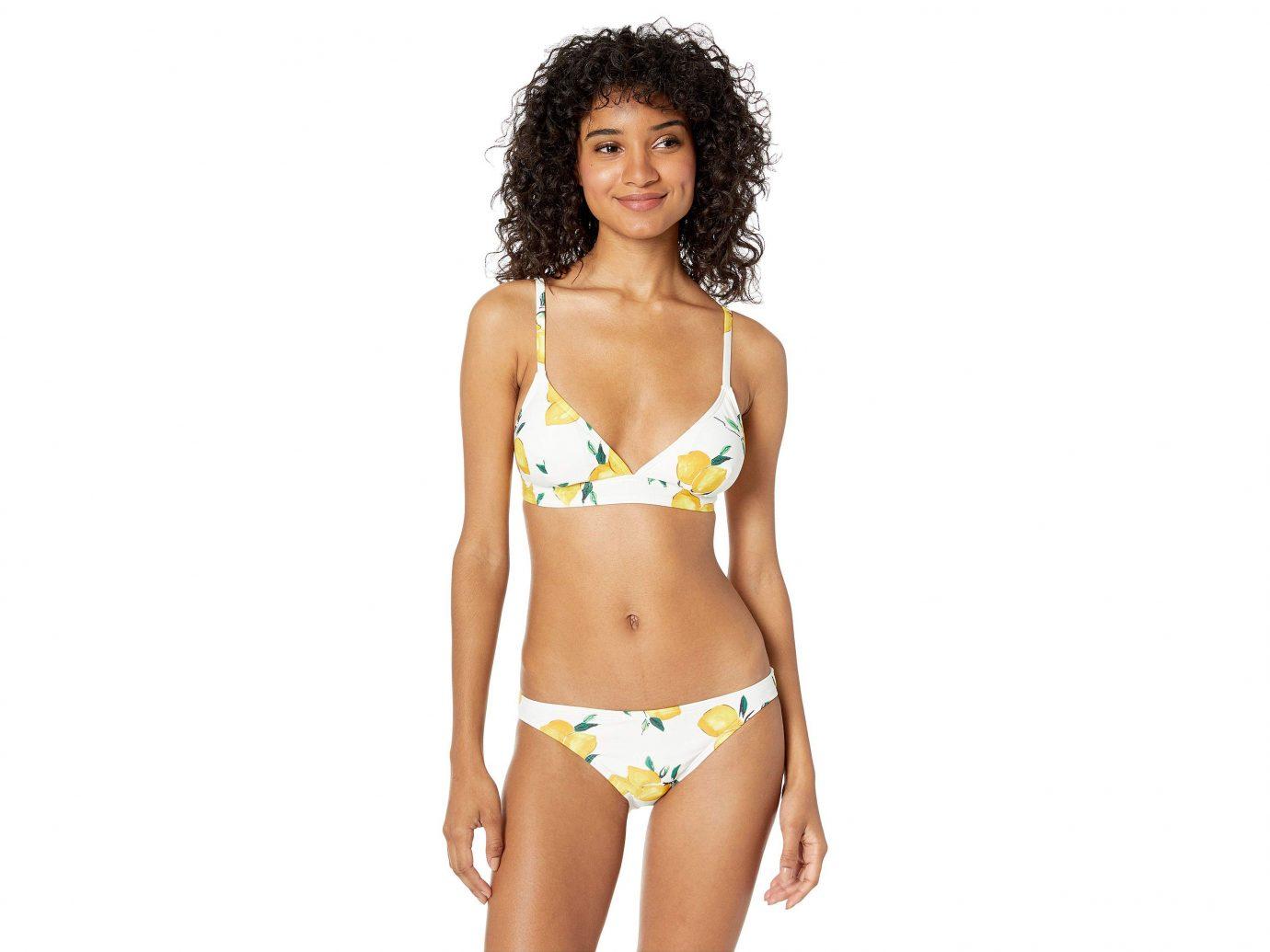 Kate Spade New York Lemon Beach Bikini