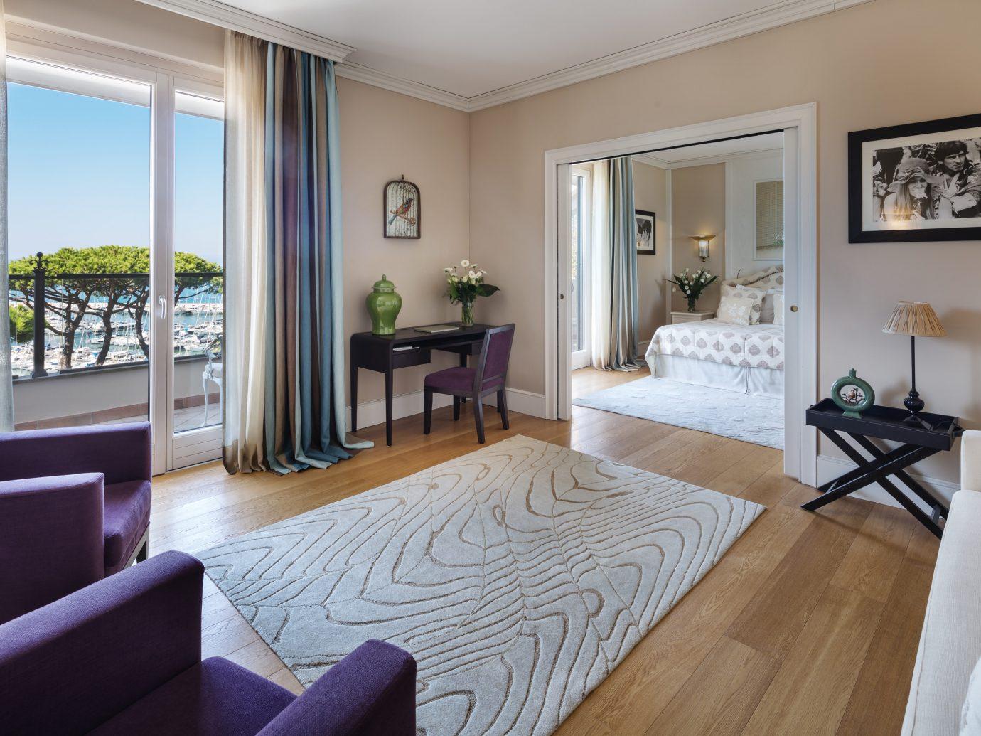 Bedroom at Baglioni Hotel Cala del Porto