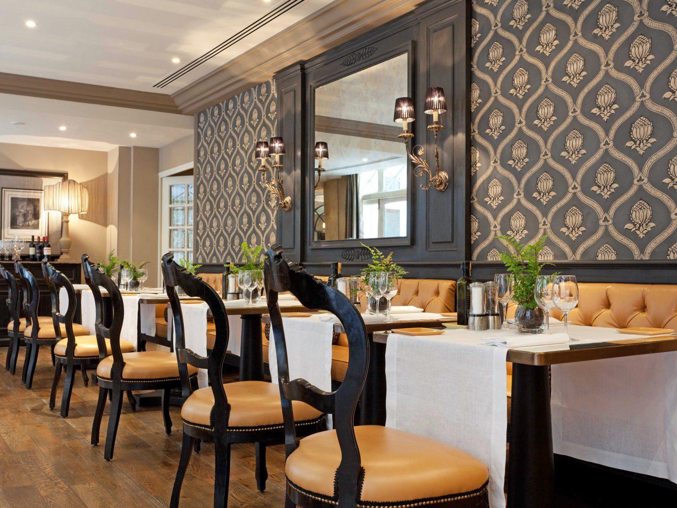 Restaurant at Castille Paris