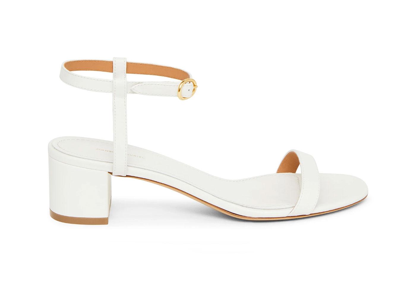 Mansur Gavriel Lamb Ankle Strap Sandal