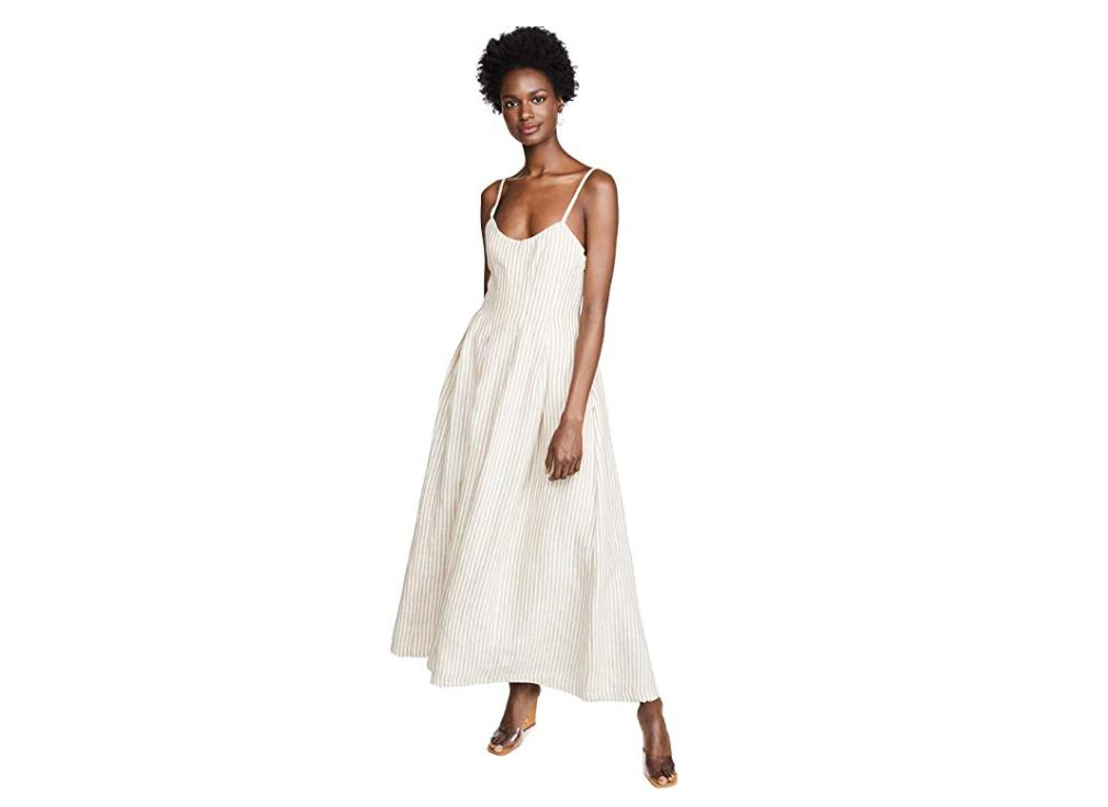 Mara Hoffman Lauren Midi Dress