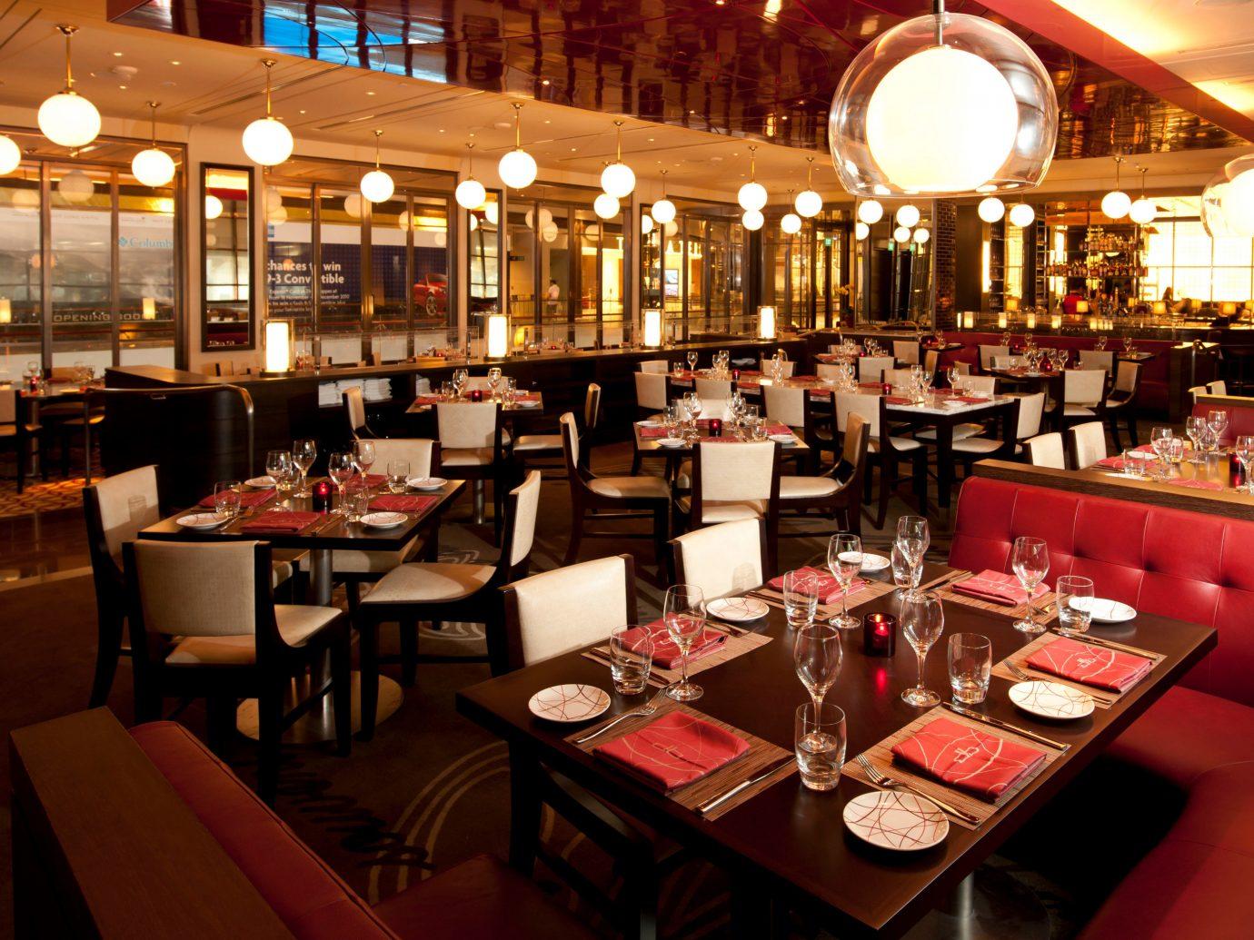 Restaurant at Marina Bay Sands, Singapore