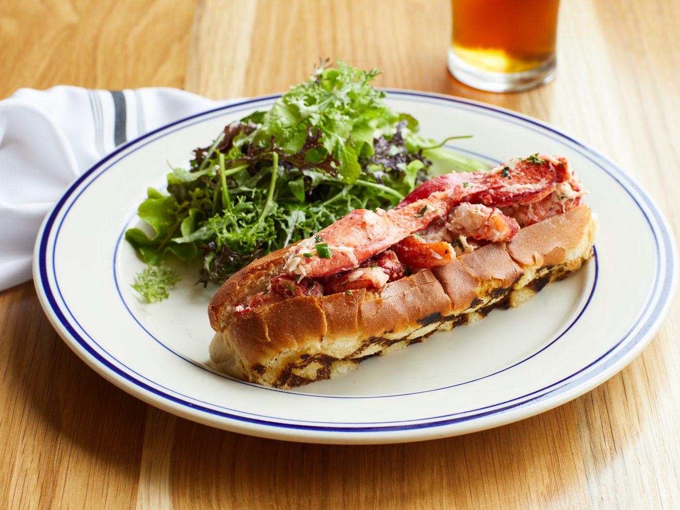 The Halyard_North Fork Lobster Roll