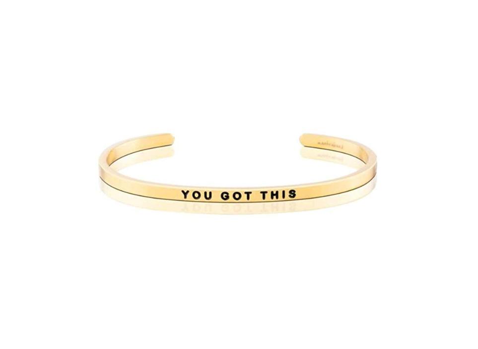 MantraBand You Got This Engraved Bracelet