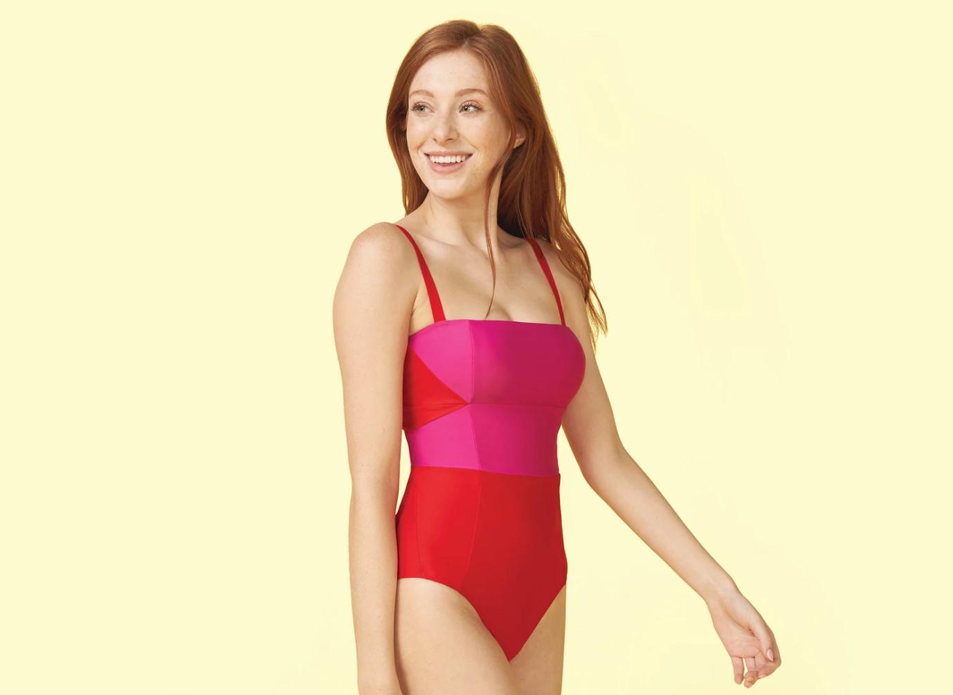 Summersalt The Sunbather One Piece Swimsuit