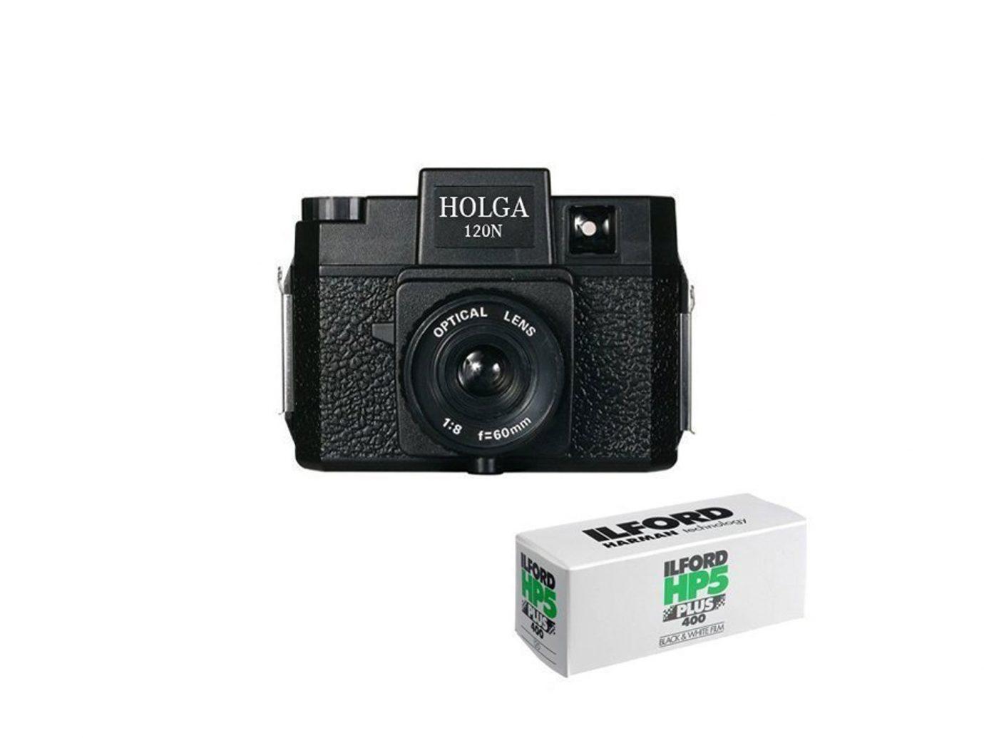 Holga 120N Medium Format Film Camera