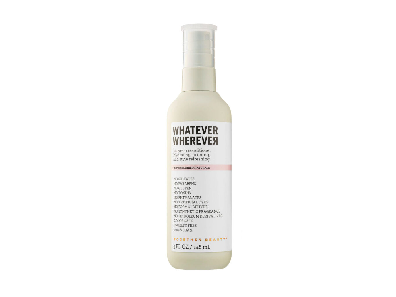 Whatever Whenever Leave-In Conditioner