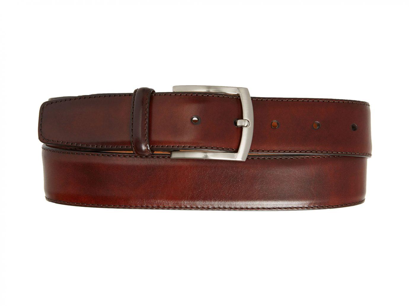Magnanni Tanner Leather Belt