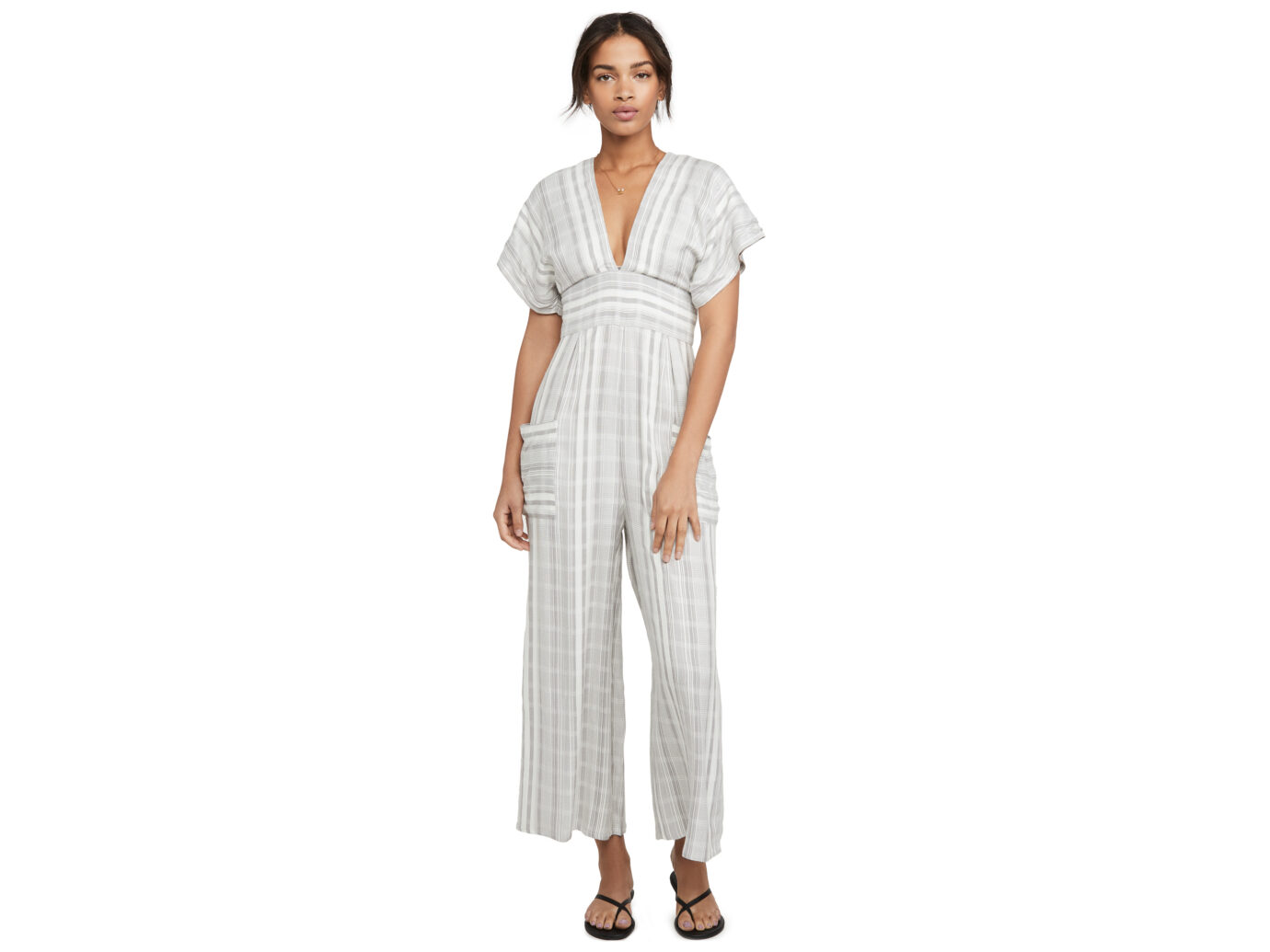 L*Space Doheny Jumpsuit Cover-Up