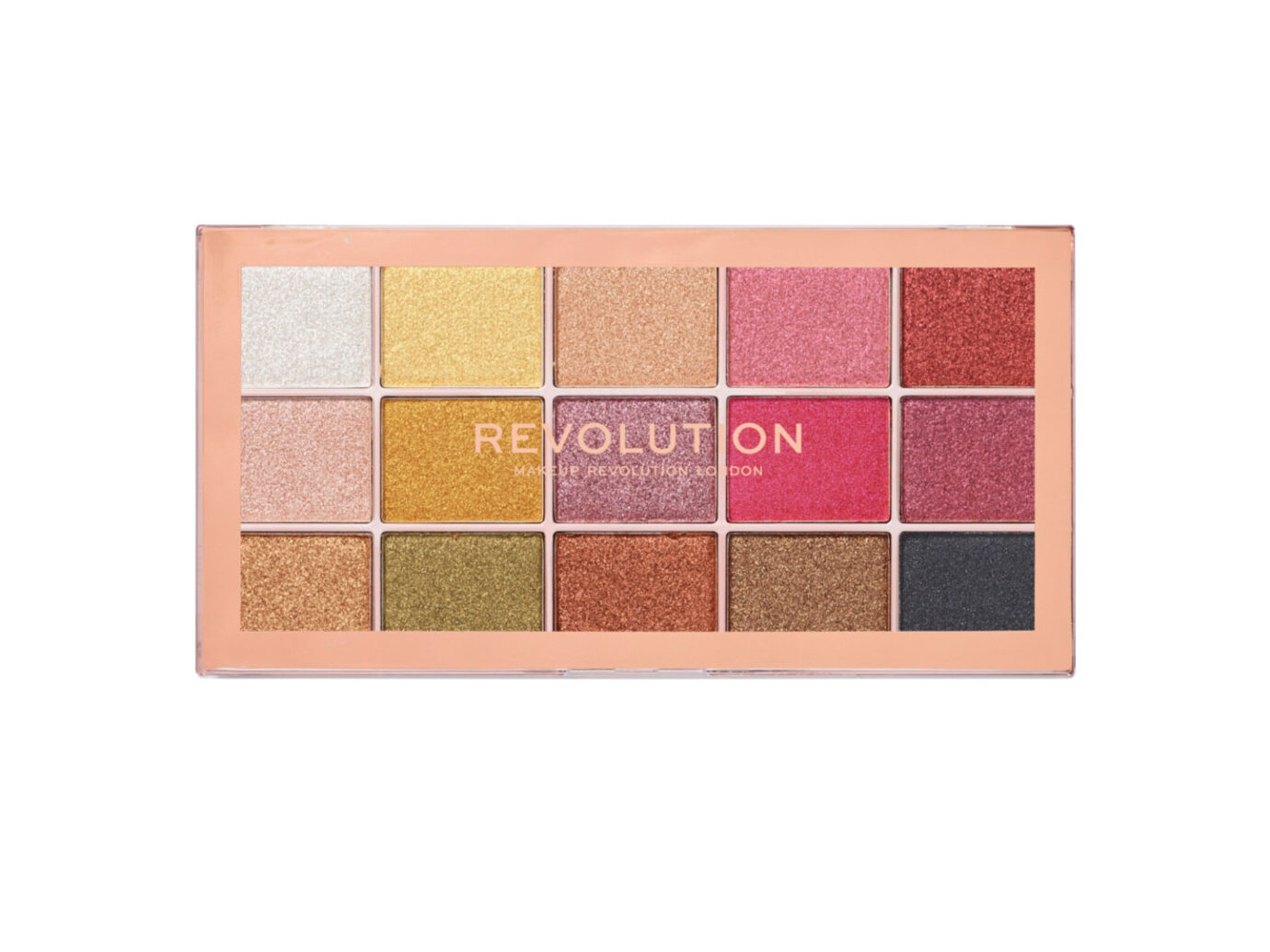 Ulta Sale Makeup Revolution Foil Frenzy Creation Eyeshadow Palette