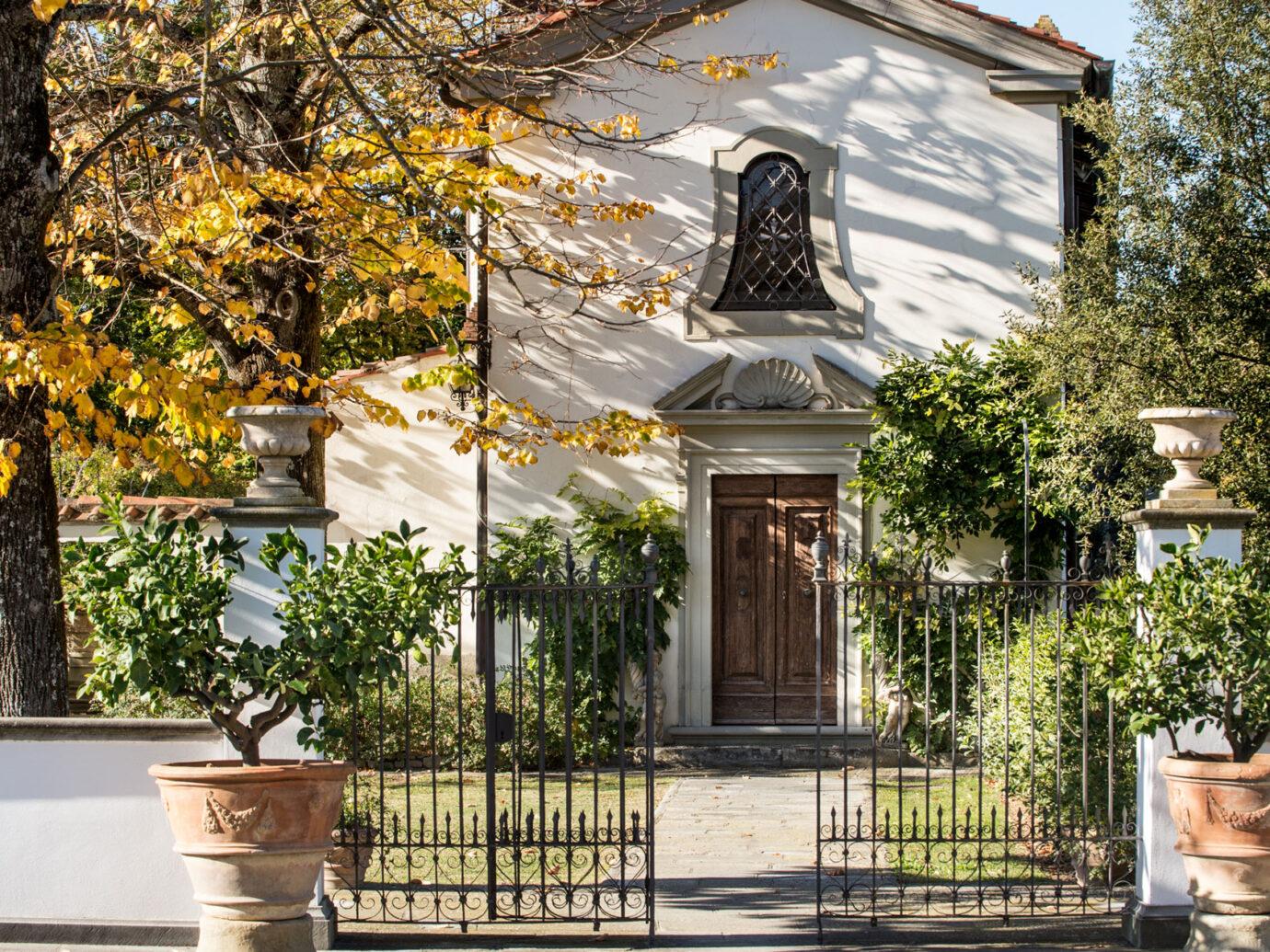 exterior at Il Borro