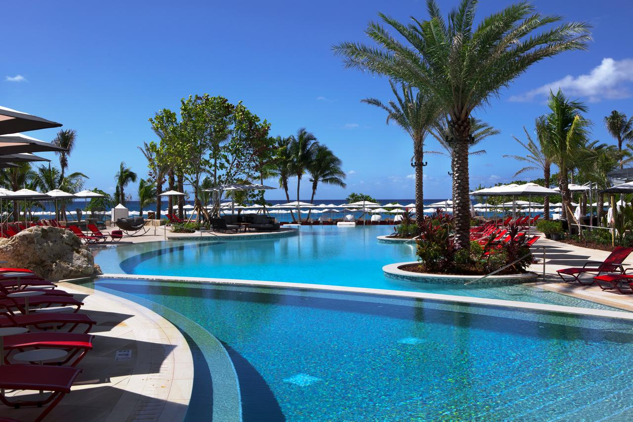 Pool at Kimpton Seafire Hotel