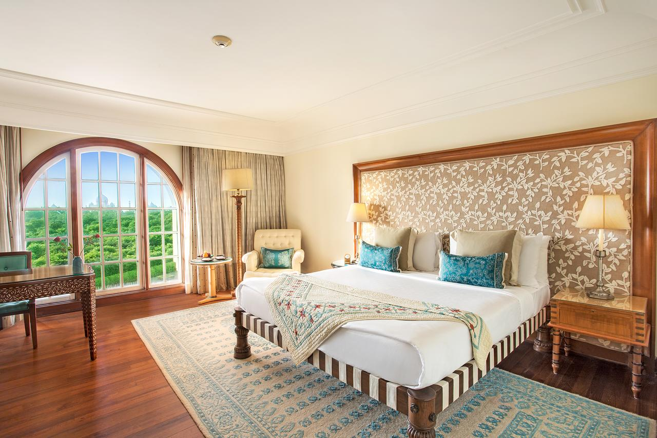 Bedroom at Oberoi Amarvilas, Agra