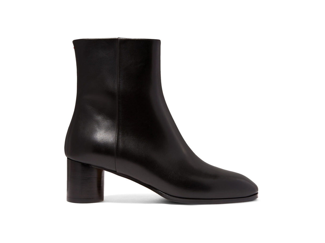 Aeyde Emily Leather Ankle Boots
