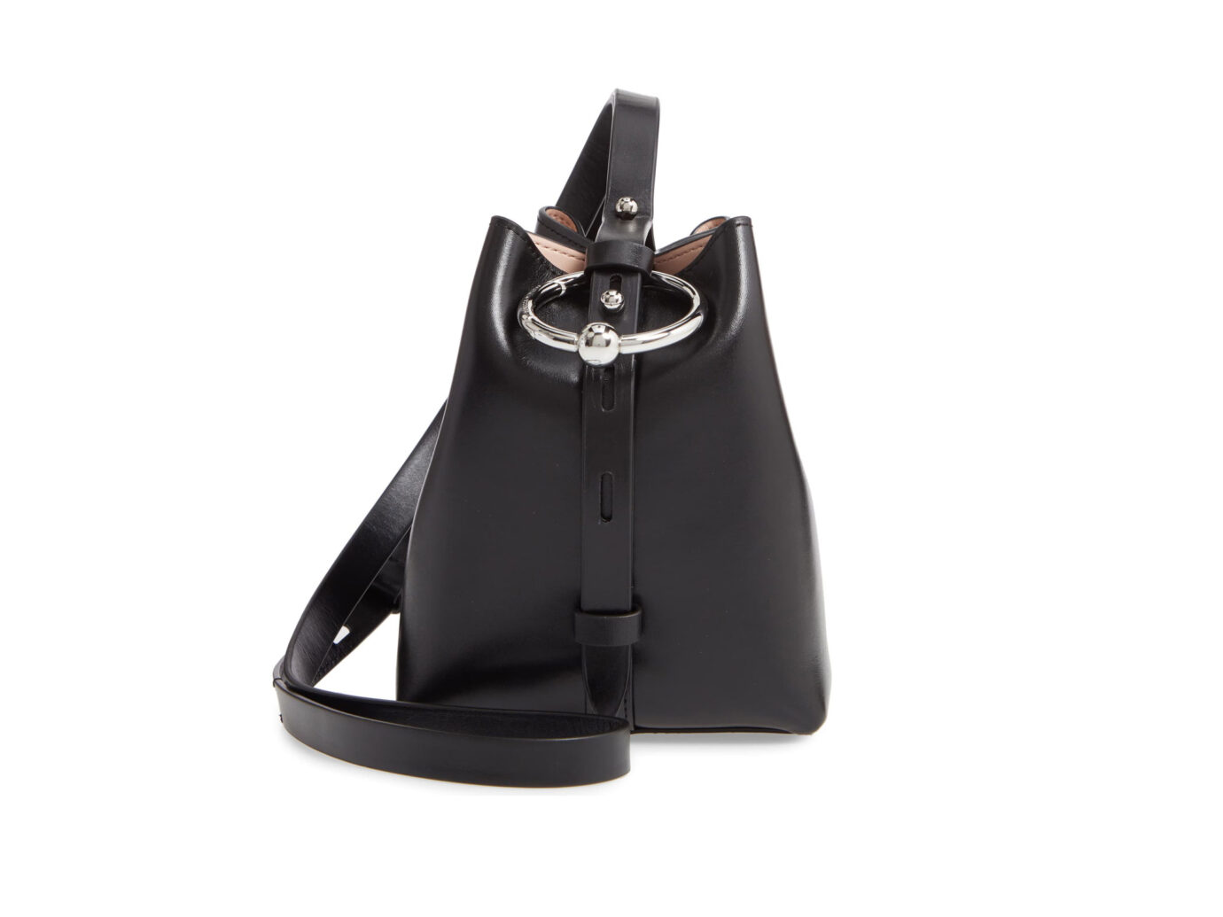 Rebecca Minkoff Mini Kate Leather Bucket Bag