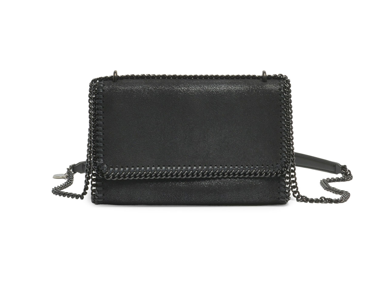Stella McCartney Falabella Shaggy Deer Crossbody Bag