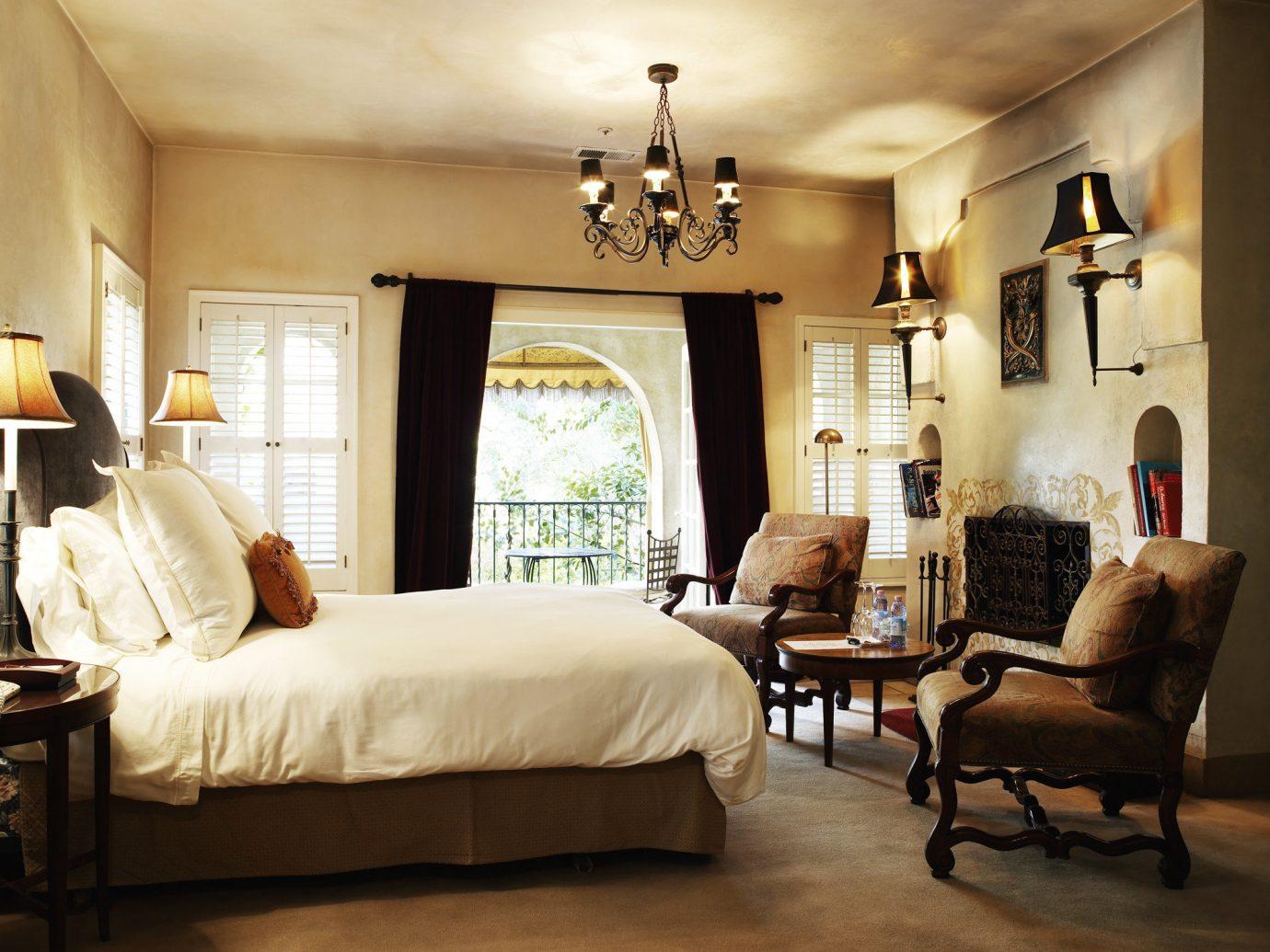 Bedroom at Kenwood Inn & Spa