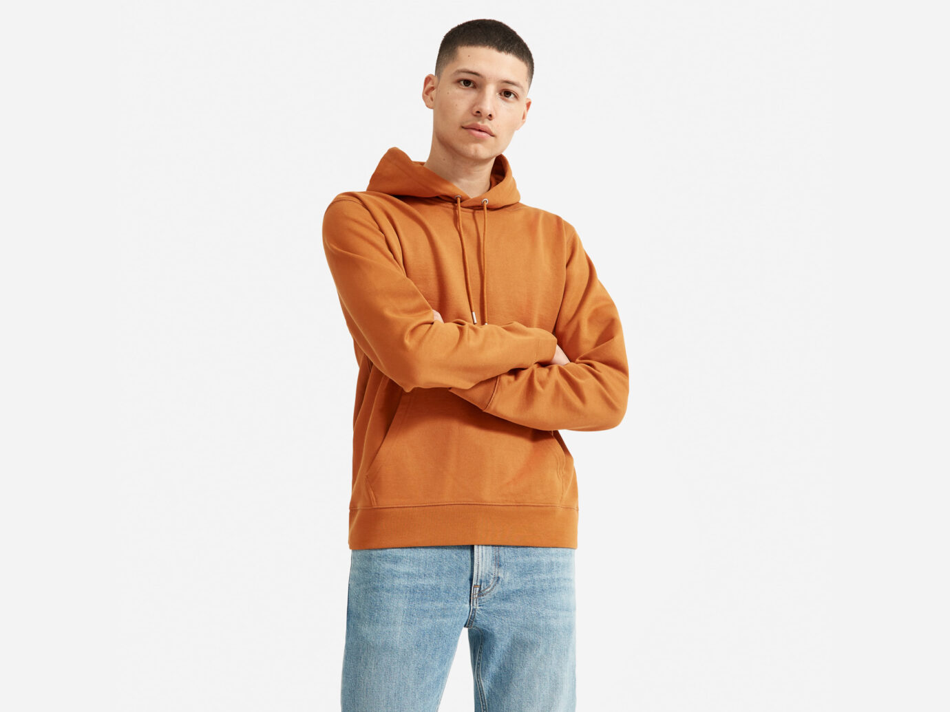 The Uniform French Terry Hoodie