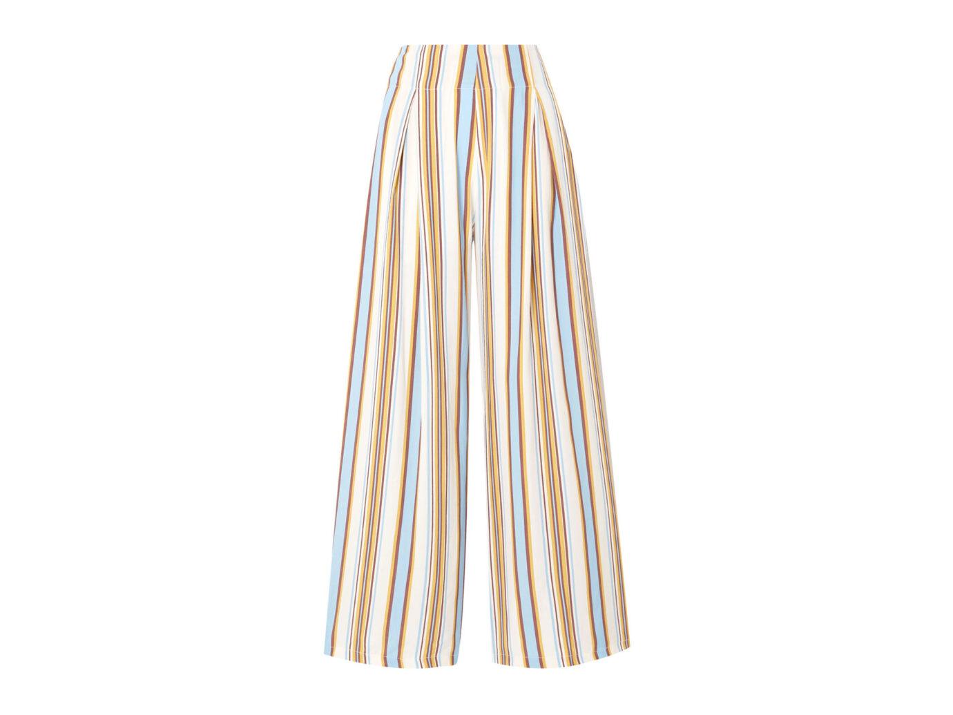 Faithfull The Brand Opal Striped Pants