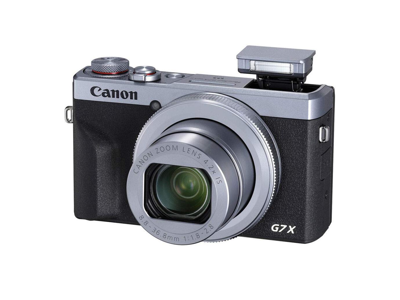 Canon PowerShot G7 X Mark III Digital Camera