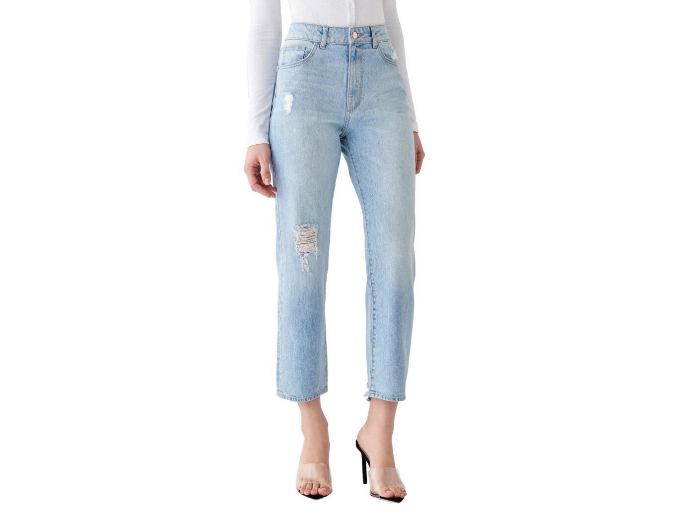 DL1961 x Marianna Hewitt Jerry Straight Leg Jeans