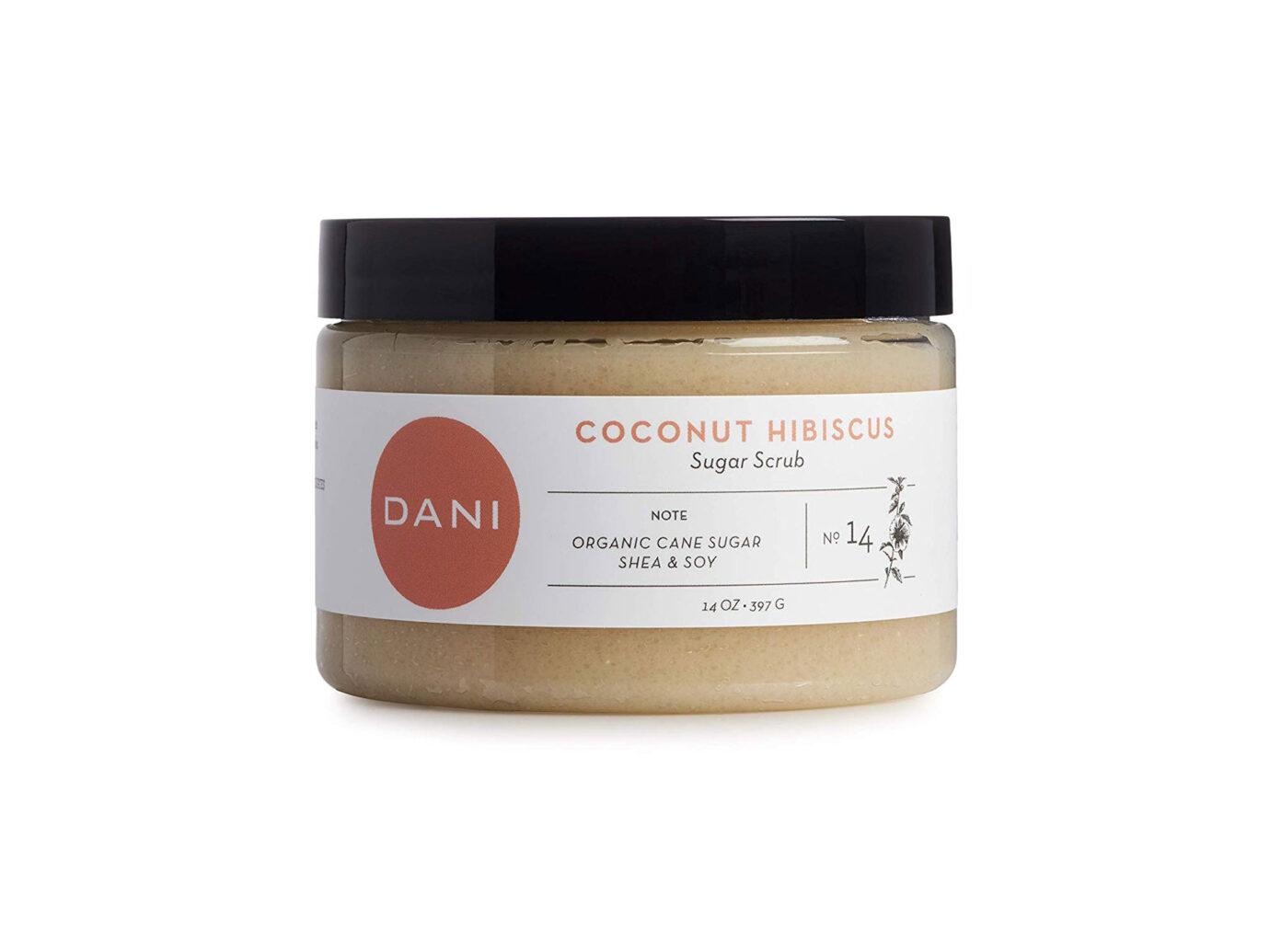 Dani Naturals Exfoliating Sugar Body Scrub