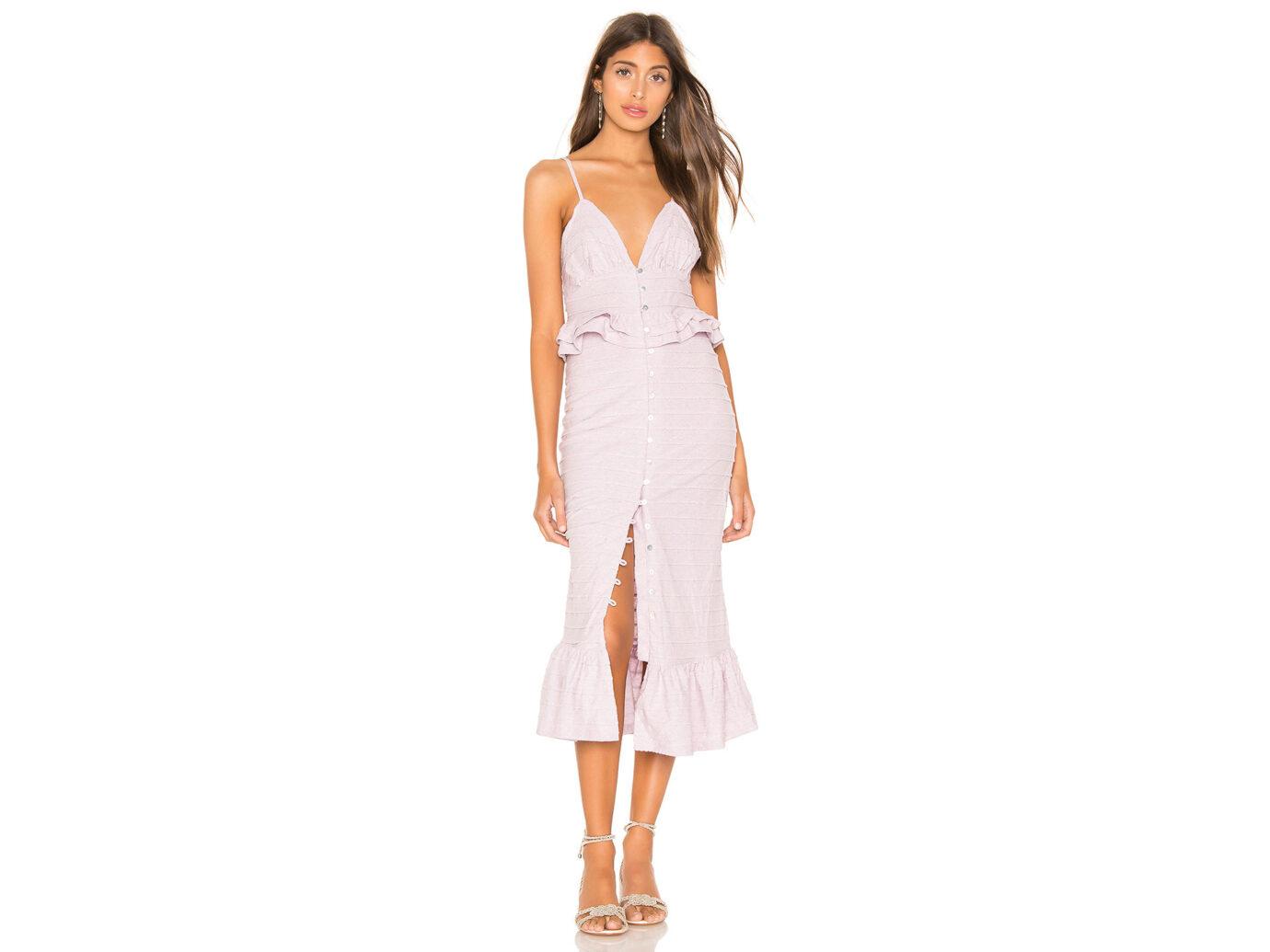 Polly Dress Tularosa brand: Tularosa