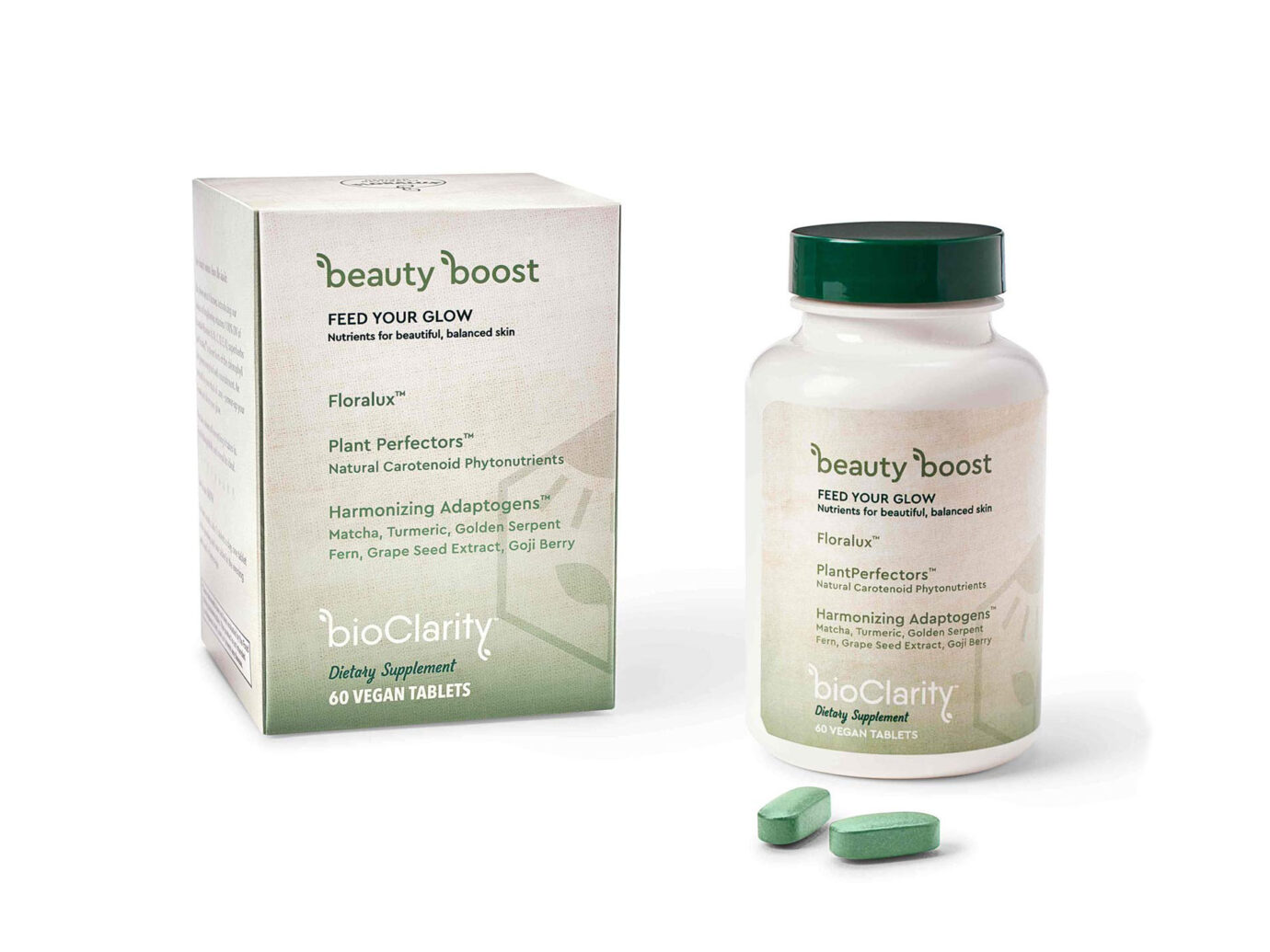 bioClarity Beauty Boost Supplement