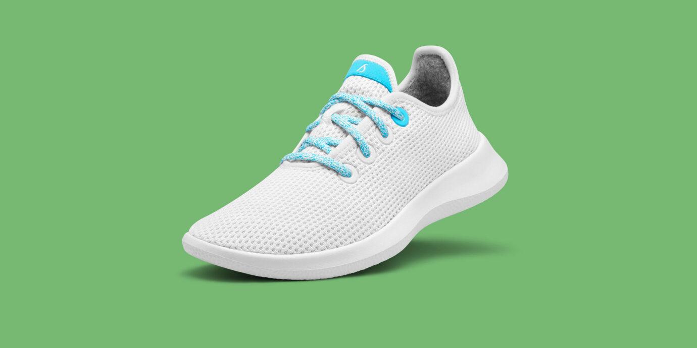 Allbirds and JUST water Sneakers