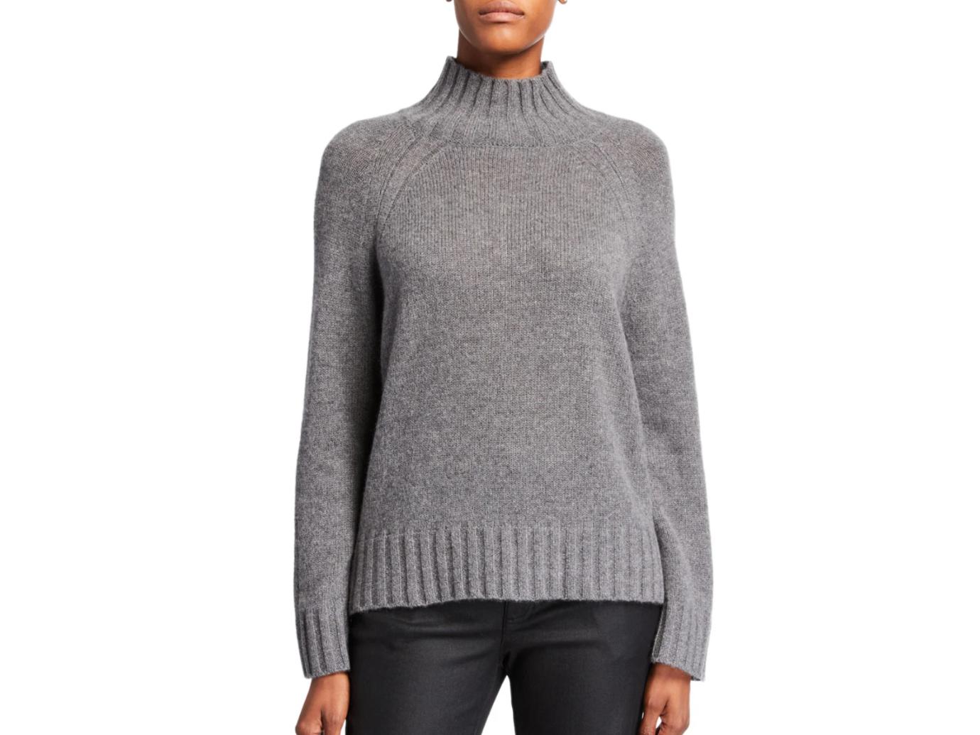 360Sweater Margaret Turtleneck Cashmere Sweater